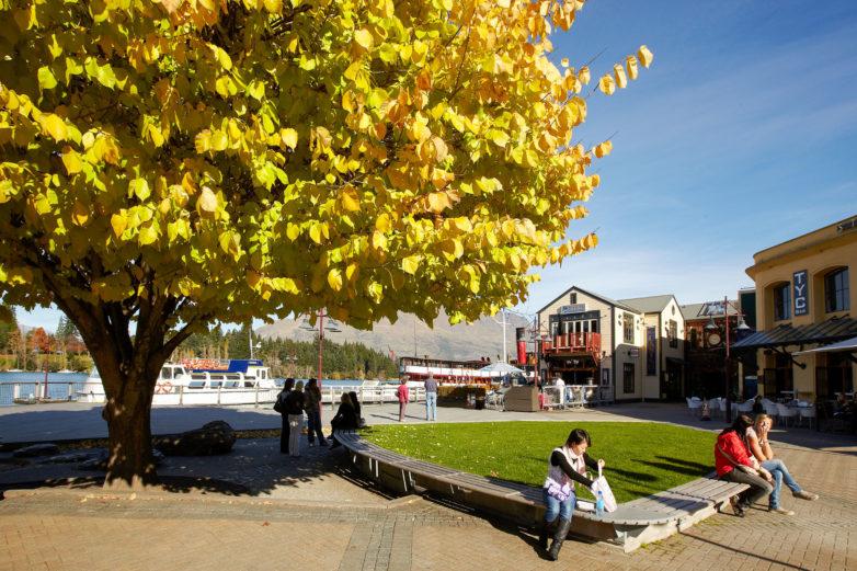 Earnslaw Park, Queenstown