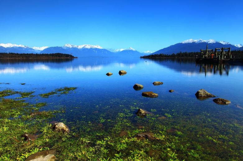 Lake Te Anau, Fiordland