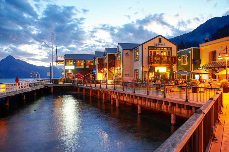 Queenstown. New Zealand
