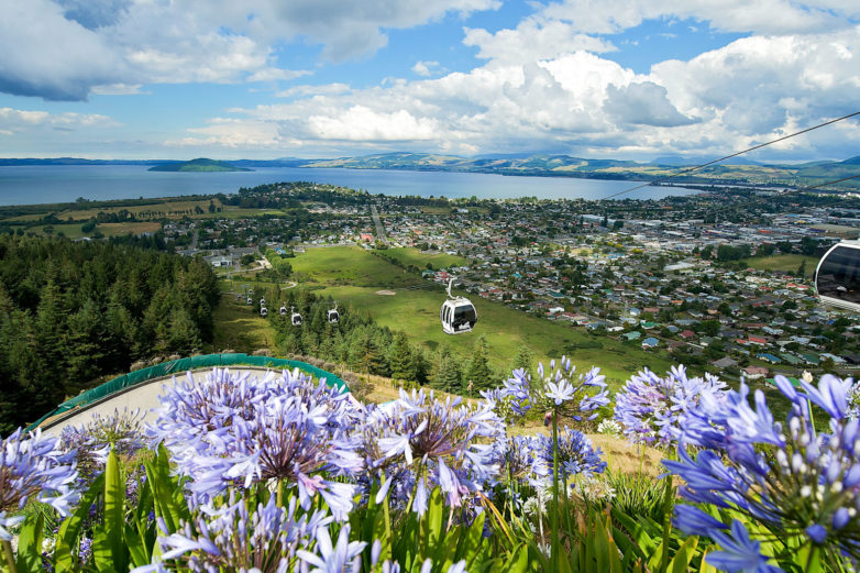 Gondola, Rotorua