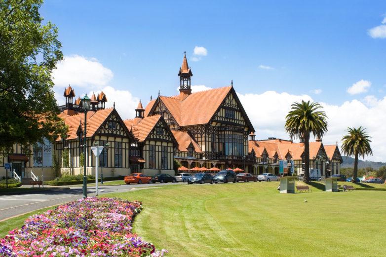 Tours to Rotorua
