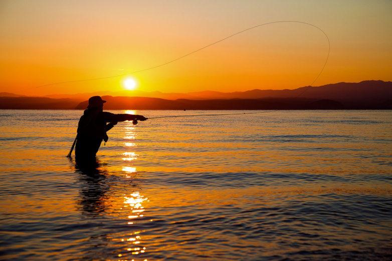 Lake Taupo fishing
