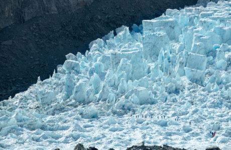 Franz Josef Glacier Heli Hike tour