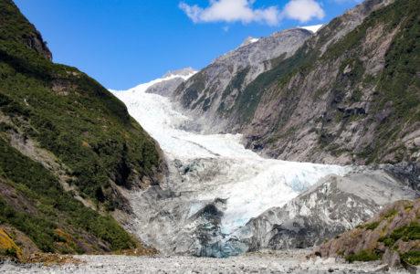 Franz Josef Glacier Valley Walk Tour