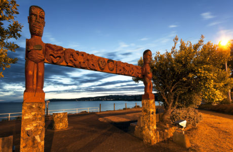 5 Day Taupo and Napier Tour