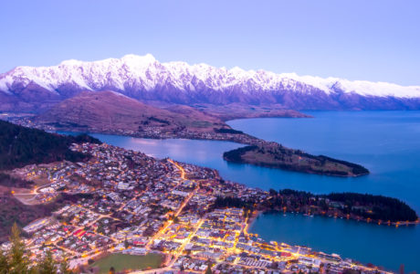 4 Day Southern Alps Tour