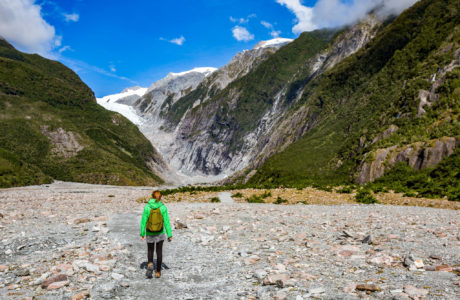 Franz Josef Glacier Valley Walk Tour