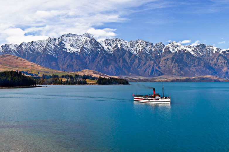 TSS Earnslaw & Remarkables