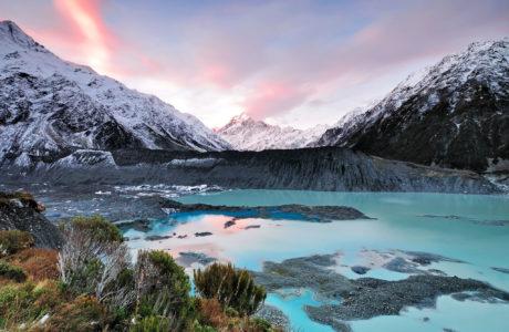 Tasman Glacier Explorer Tour