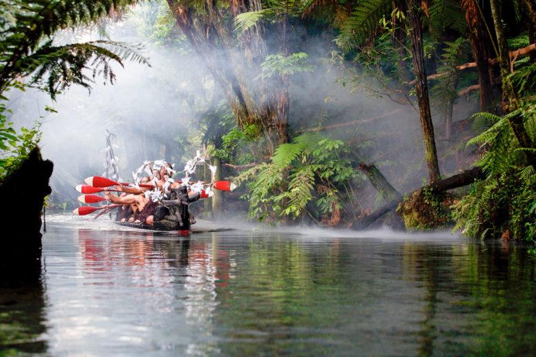 Mitai, Rotorua