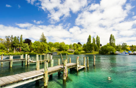 Lake Taupo, North Island Tours