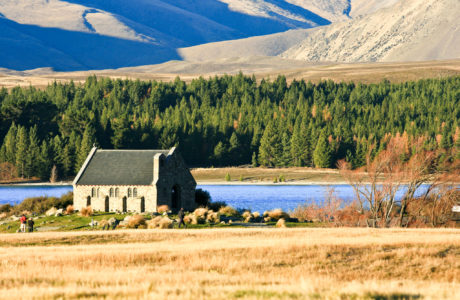 Church of the Good Shepherd, South Island Tours