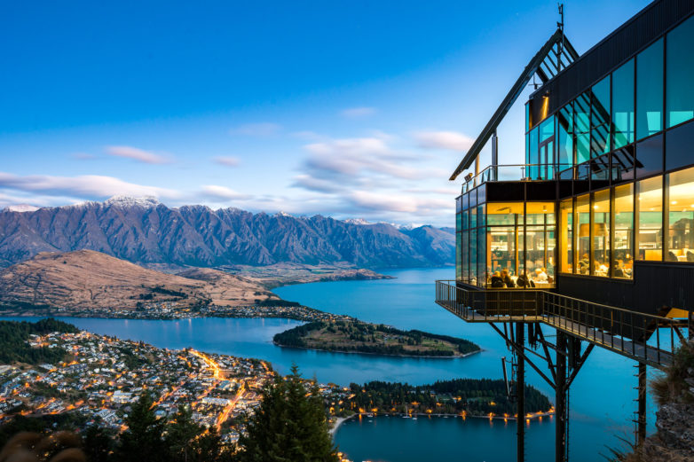 Queenstown vista