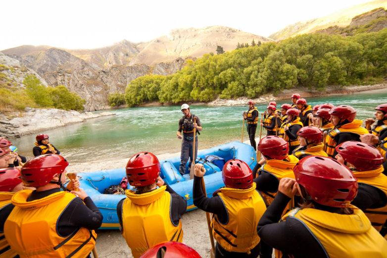 Kawarau River Rafting Tour