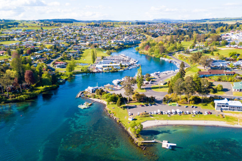 Taupo, North Island