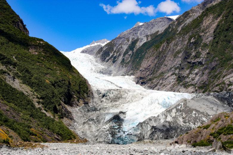 Glacier region, West Coast