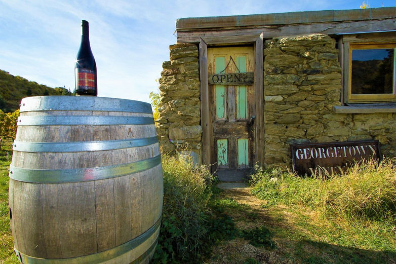 Central Otago Winery