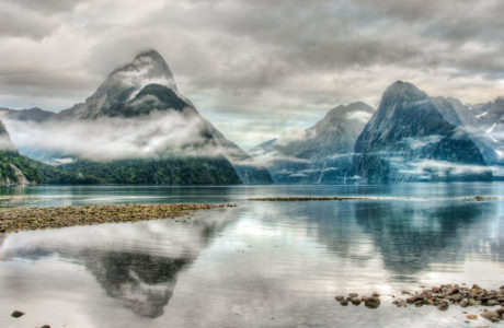Milford Wanderer Overnight Cruise departing Milford Sound Tour
