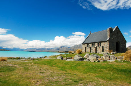 Christchurch to Queenstown Direct Coach Service