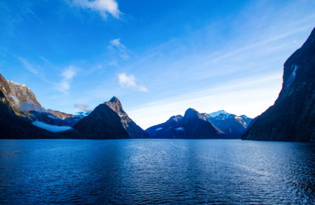 Tours including Milford Sound