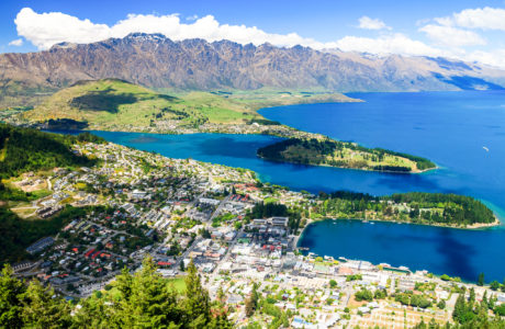 Queenstown, South Island Tours