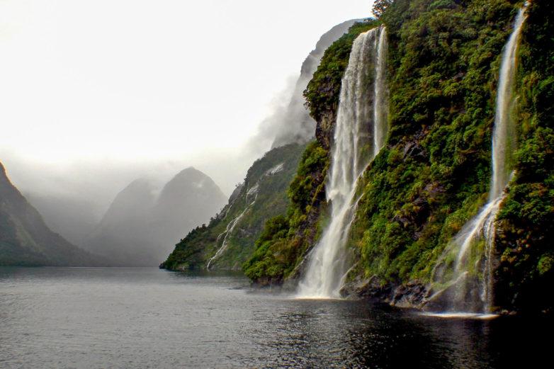 Waterfall, Doubtful Sound