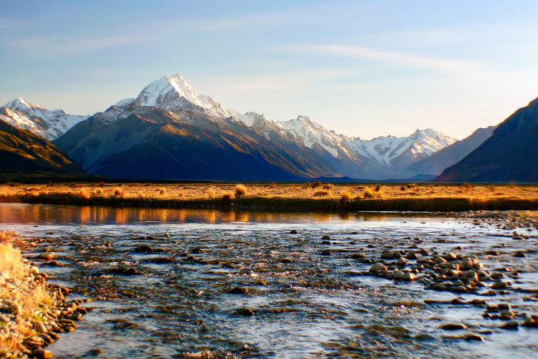 Tours to Mt Cook