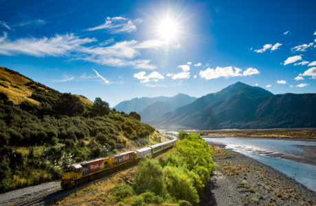 Rail tours New Zealand