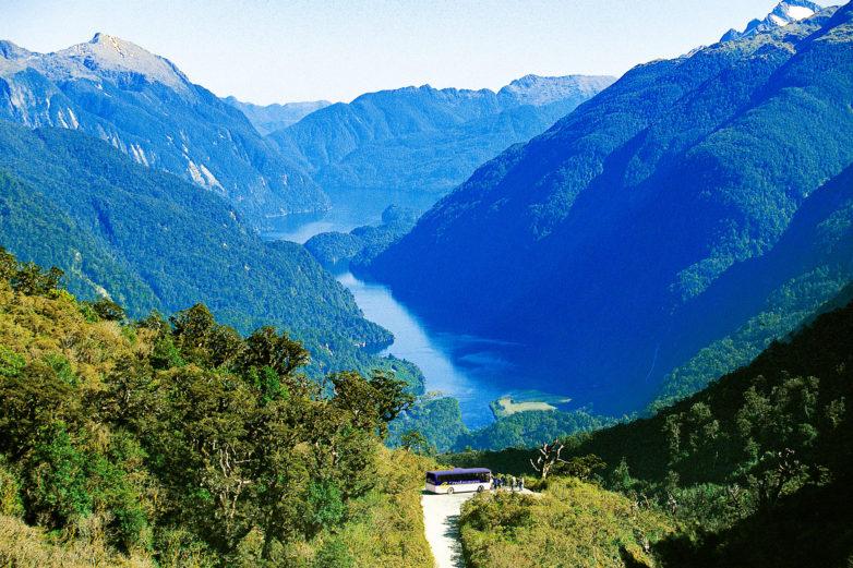 Wilmot Pass, Doubtful Sound