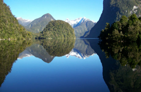 Doubtful Sound Overnight Cruise departing Queenstown Tour