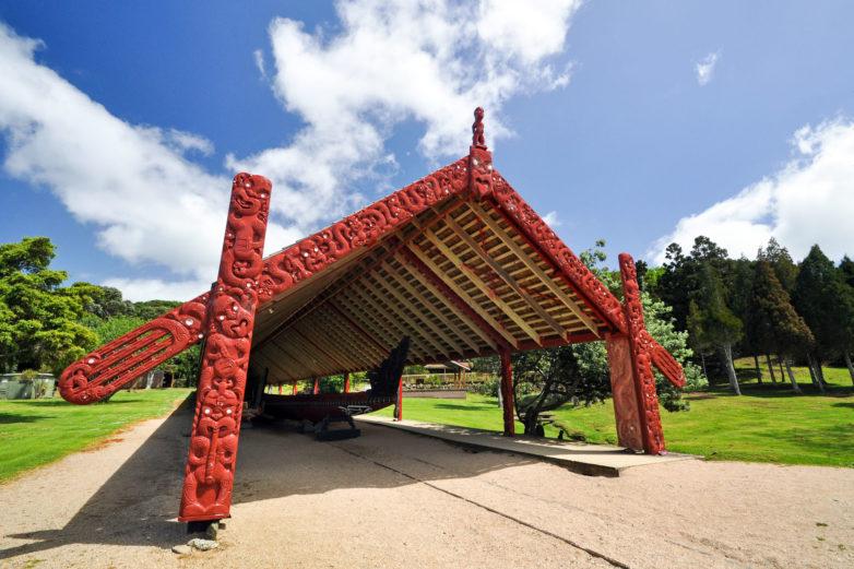 War Canoe, Waitangi