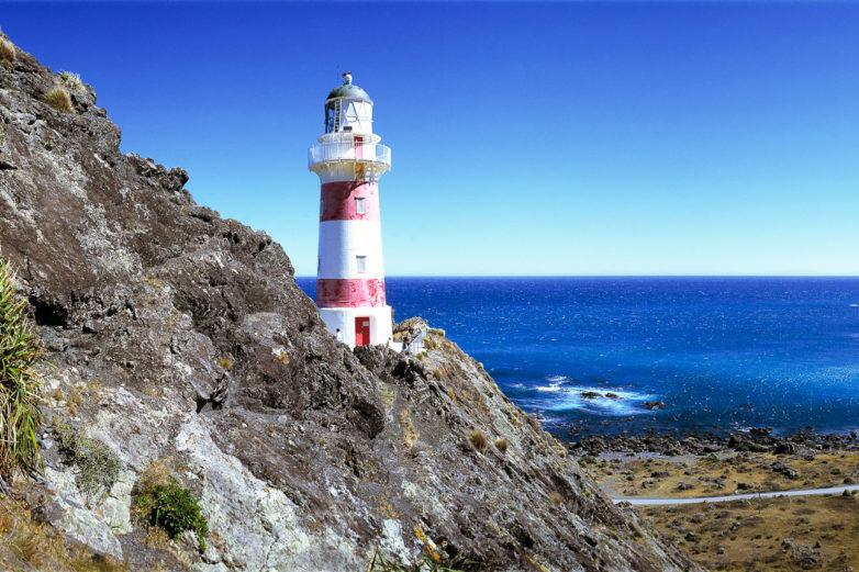 Palliser Bay lighthouse