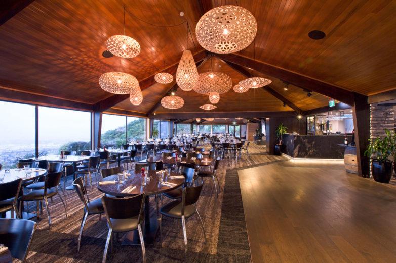 Stratosfare Restaurant, Rotorua