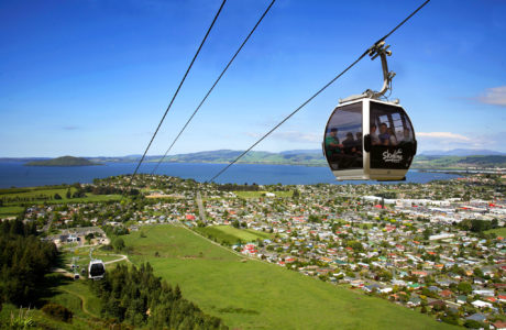 Rotorua Sights, Gondola and Lunch Tour