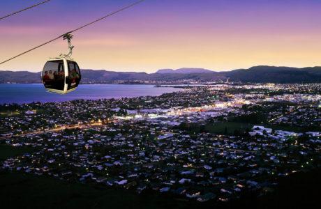 Rotorua Skyline Gondola and Buffet Dinner Tour