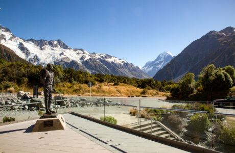 Mt Cook Day Tour