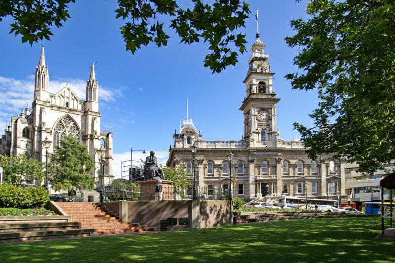 Dunedin Townhall