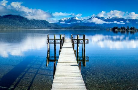 Lake Te Anau, South Island