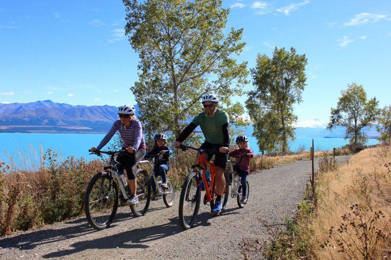 Ocean 2 Alps Cycle Trail