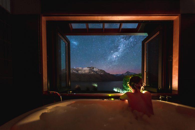Azur Lodge_NZ_Magical Night