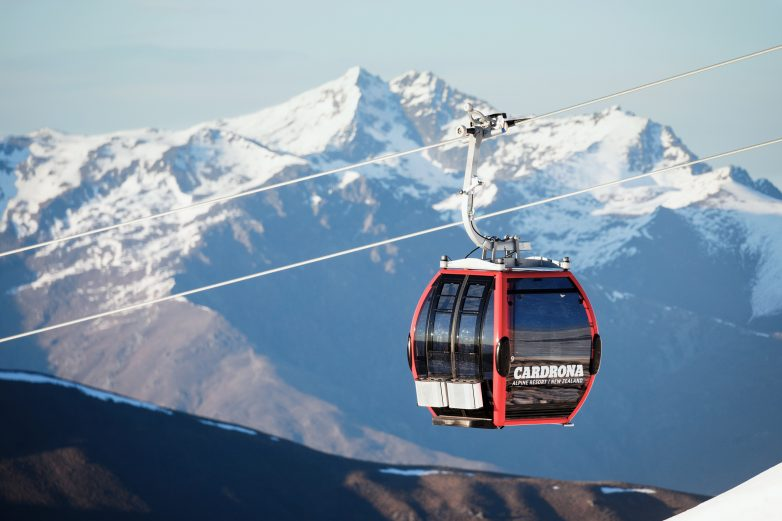 Cardrona Alpine Resort Copyright McDougall's Chondola_mtn