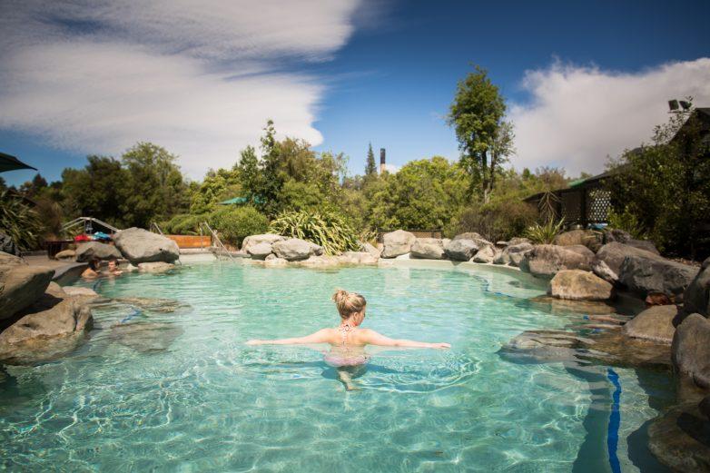Hanmer Springs Pool