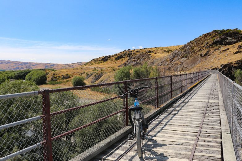 Rail trail, Central Otago