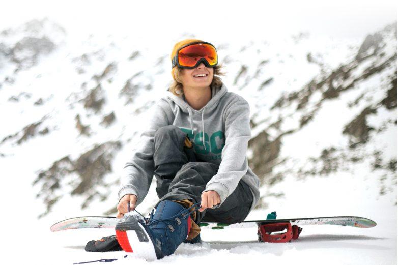 Snowboarder - Snowbiz