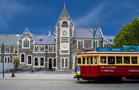 Christchurch, South Island Tours
