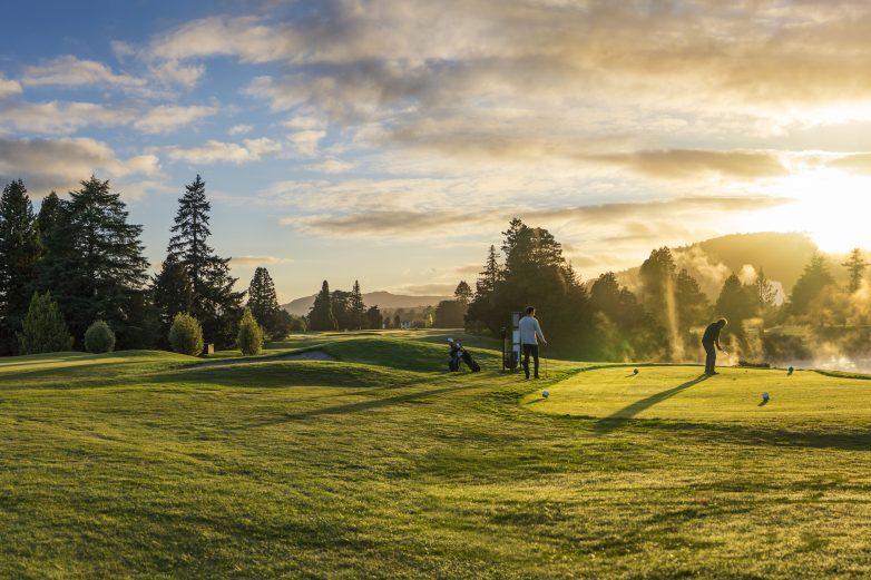 Arikapakapa Golf Course, Rotorua. Credit: Julian Apse