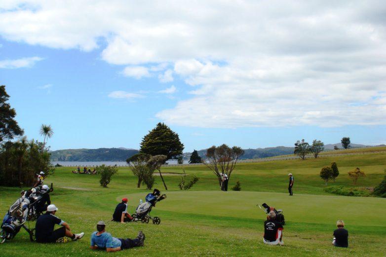 Waitangi Golf Course. Credit: Garrard Shield