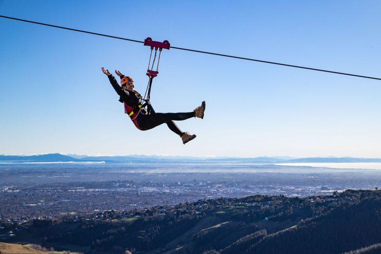 Christchurch Ziplining