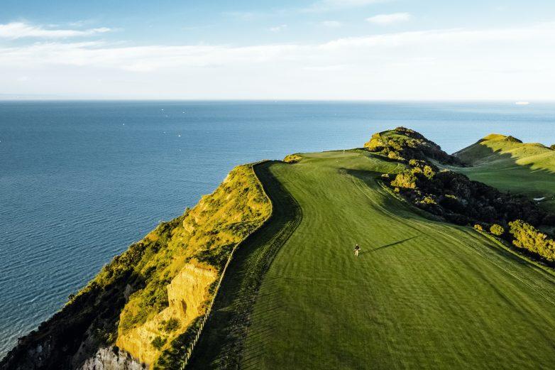 Cape Kidnappers Golf Course. Credit: Jacob Sjoman