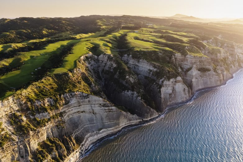Cape Kidnappers. Credit: Jacob Sjoman